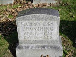 Florence <i>Eddy</i> Browning