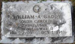 William Alexander Gaddy