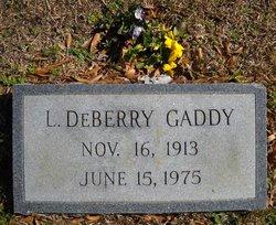 Leon Deberry Gaddy