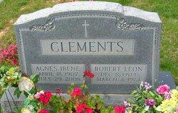 Agnes Irene Clements