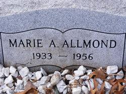 Marie <i>A.</i> Allmond