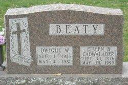 Dwight W Beaty