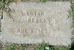 Martin Berka