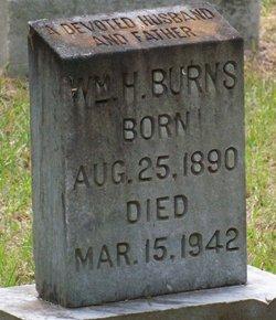 William Henry Burns, Sr