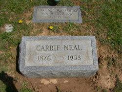 Carrie <i>Neal</i> Gross