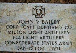 Corp John V. Bailey