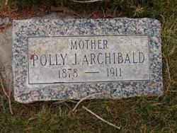 Polly J <i>Cowley</i> Archibald