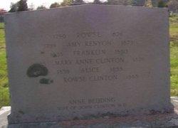 Amy <i>Kenyon</i> Hoxsie