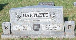 Ruth <i>Sandusky</i> Bartlett