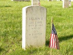 Lillian W. <i>Dynes</i> Leitch