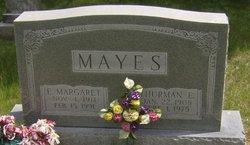 Evelyn Margaret <i>Painter</i> Mayes