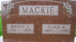Eldrid Waverly Mackie