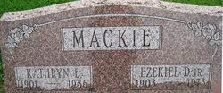Ezekiel D. Mackie, Jr