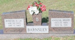 Anzlene <i>Moore</i> Barnsley