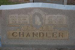 Dola Estelle <i>Bridges</i> Chandler