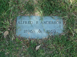 Alfred Francis Anderson
