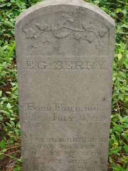 E. G. Berry