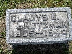 Gladys E <i>Pulsipher</i> Brotzman