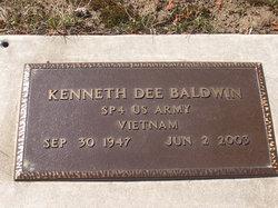 Kenneth Dee Baldwin