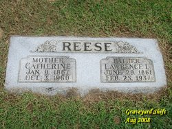 Lester Lawrence Reese