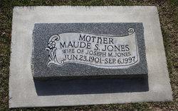Maude Asenath <i>Stevens</i> Jones