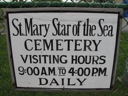 Saint Mary's Star of the Sea Cemetery