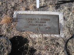 PFC Carley Carl S. Combs