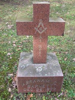 Abraham George Barnett