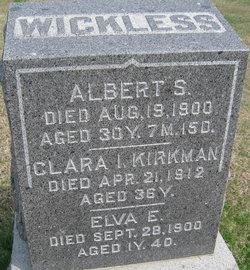 Elva E Wickless