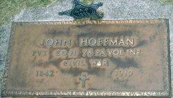 John Hoffman