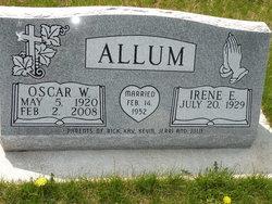 Oscar Warren Allum