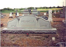 Alexander Andrew Merrell