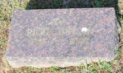 Carl Rickie Hutson