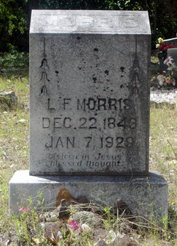 Lucindy Frances <i>Elliott</i> Morris