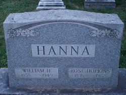Rose <i>Hopkins</i> Hanna