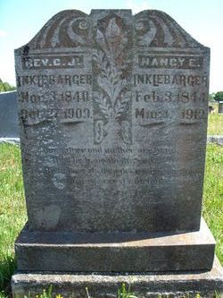 Rev Chessley Jarnigan Inklebarger