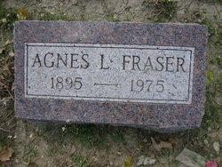 Agnes L. Fraser