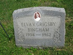 Elva V <i>Grigsby</i> Bingham