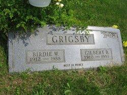 Birdie W Grigsby