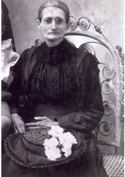 Jane Elizabeth <i>Jenkins</i> Allen