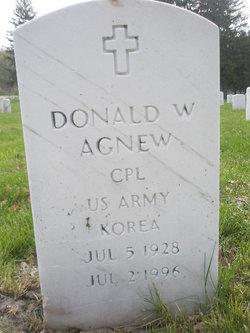 Donald W. Agnew
