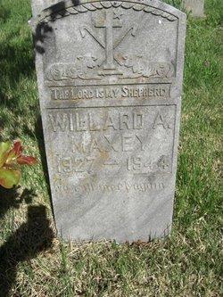 Willard A. Maxey