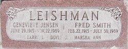 Fred Smith Leishman
