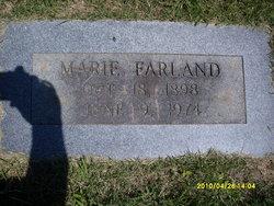 Marie Elizabeth <i>Blessing</i> Farland