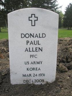 Donald Paul Allen