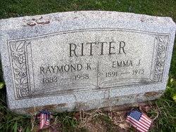 Raymond K Ritter