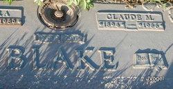 Claude M. Blake