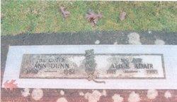Anna Marie <i>Adair</i> Dunn
