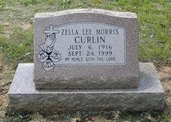 Zella Lee <i>Morris</i> Curlin