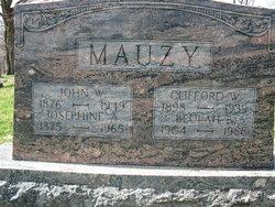 Clifford W. Mauzy